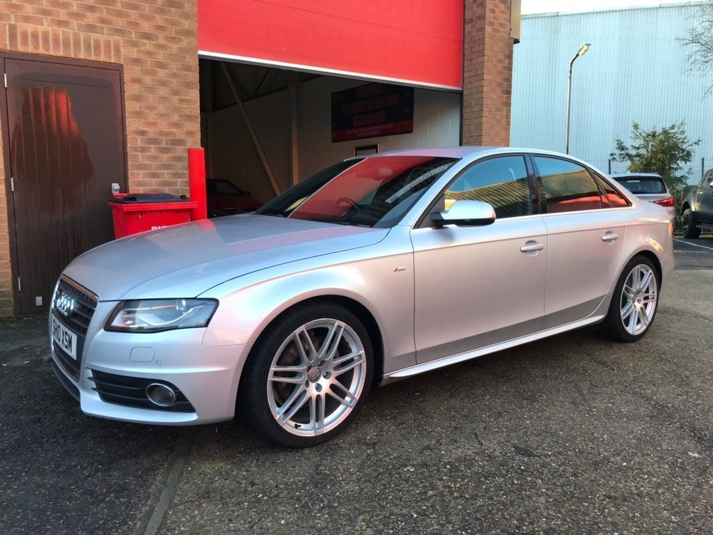 Audi A4 Saloon 1.8 TFSI S line Special Edition Multitronic 4dr