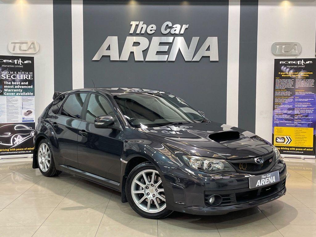 Subaru Impreza Hatchback 2.5 WRX STI Type UK 5dr