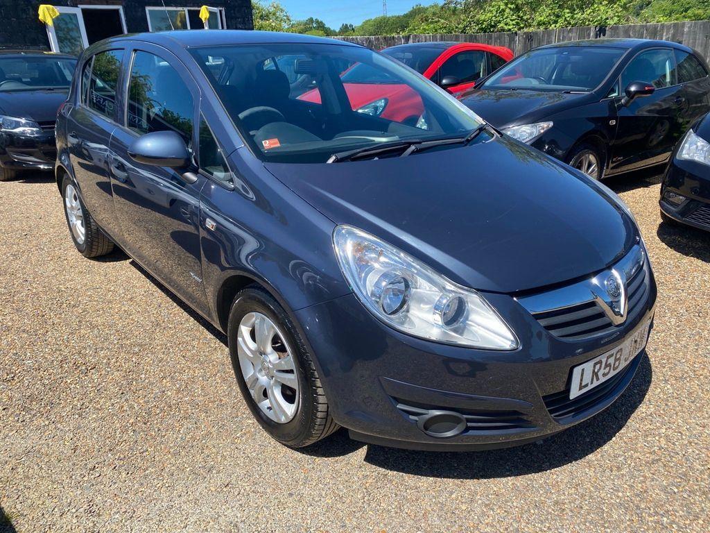 Vauxhall Corsa Hatchback 1.2 i 16v Breeze Easytronic 5dr