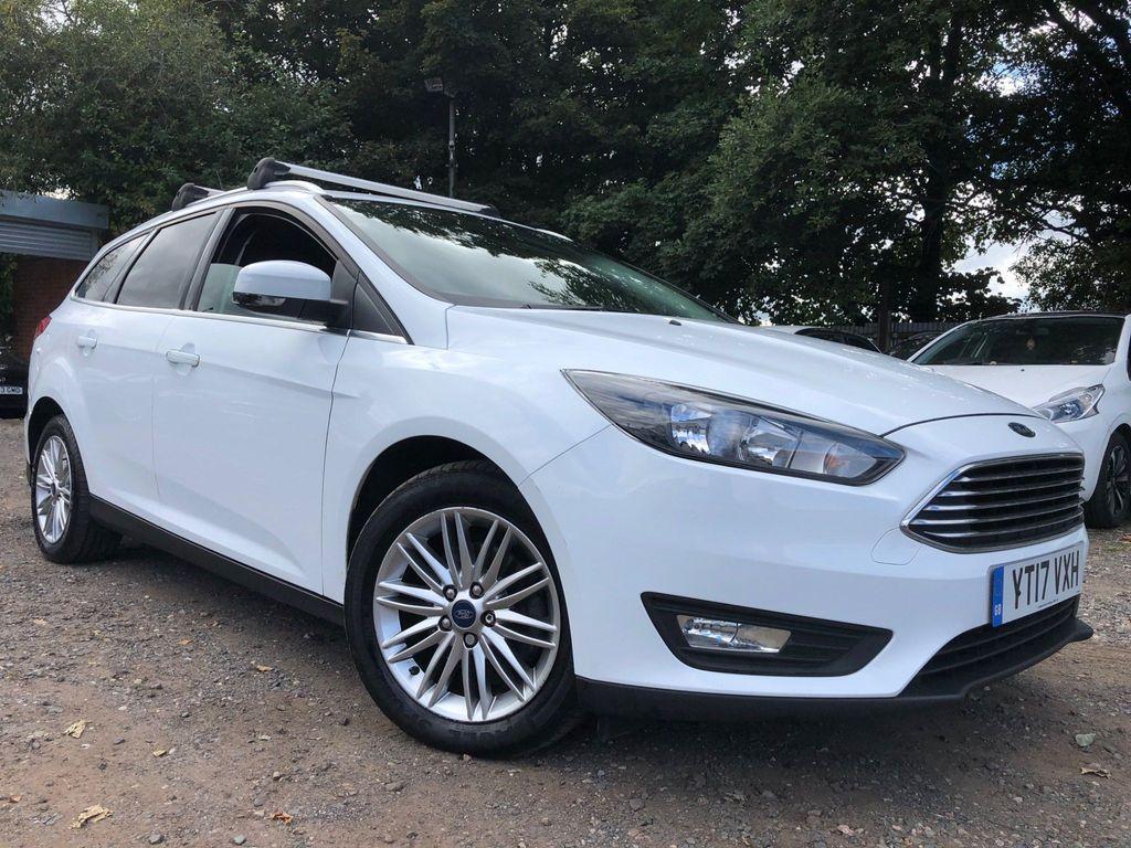 Ford Focus Estate 1.5 TDCi Zetec Edition (s/s) 5dr