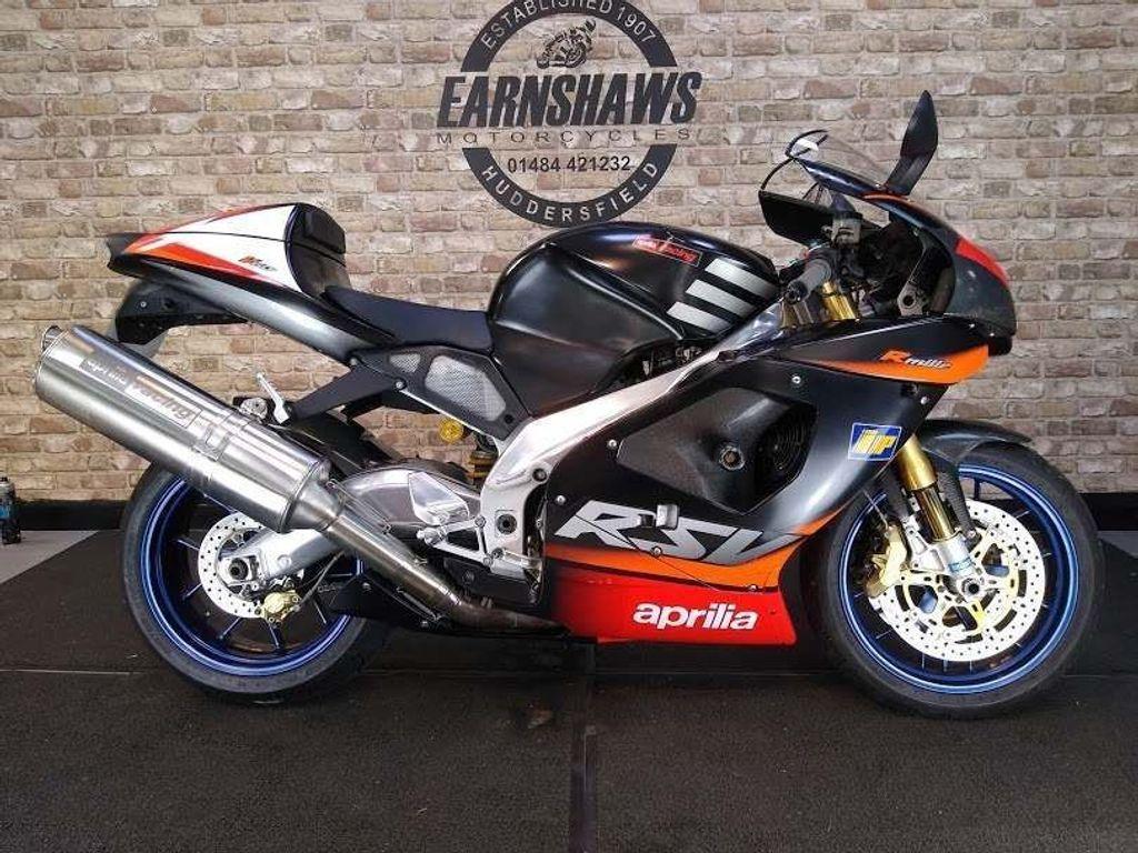 Aprilia RSV1000 Super Sports 1000 R