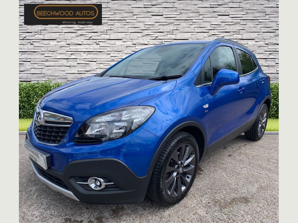 Vauxhall Mokka SUV 1.6i SE 2WD (s/s) 5dr