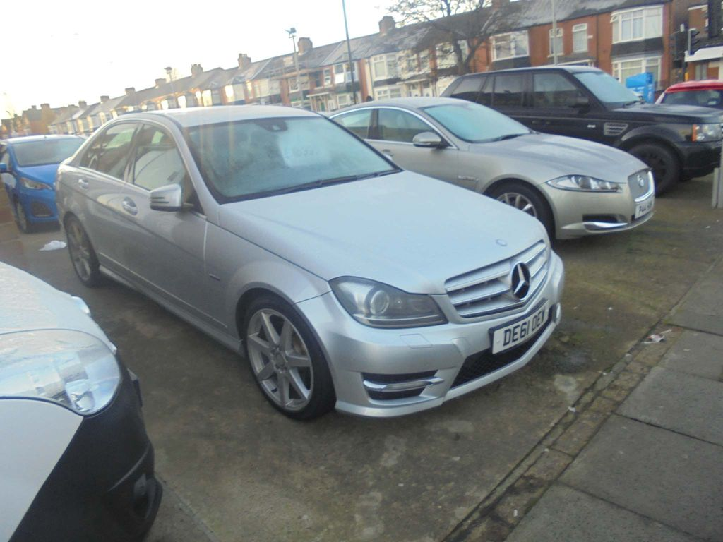 Mercedes-Benz C Class Saloon 3.0 C350 CDI BlueEFFICIENCY Sport Edition 125 7G-Tronic 4dr