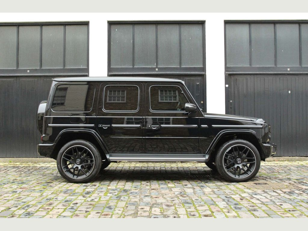 Mercedes-Benz G Class SUV 3.0 G350d AMG Line G-Tronic+ 4WD (s/s) 5dr
