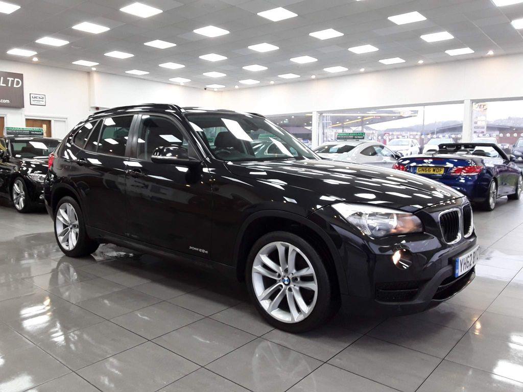 BMW X1 SUV 2.0 20d Sport Auto xDrive 5dr