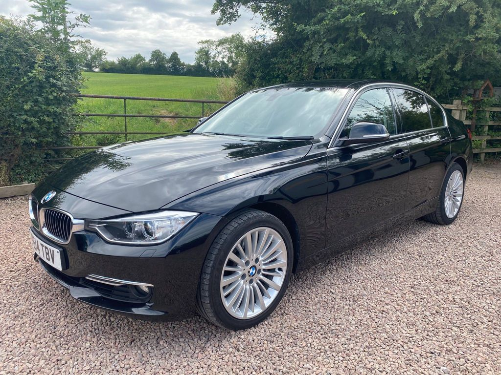 BMW 3 Series Saloon 3.0 335i ActiveHybrid Luxury (s/s) 4dr