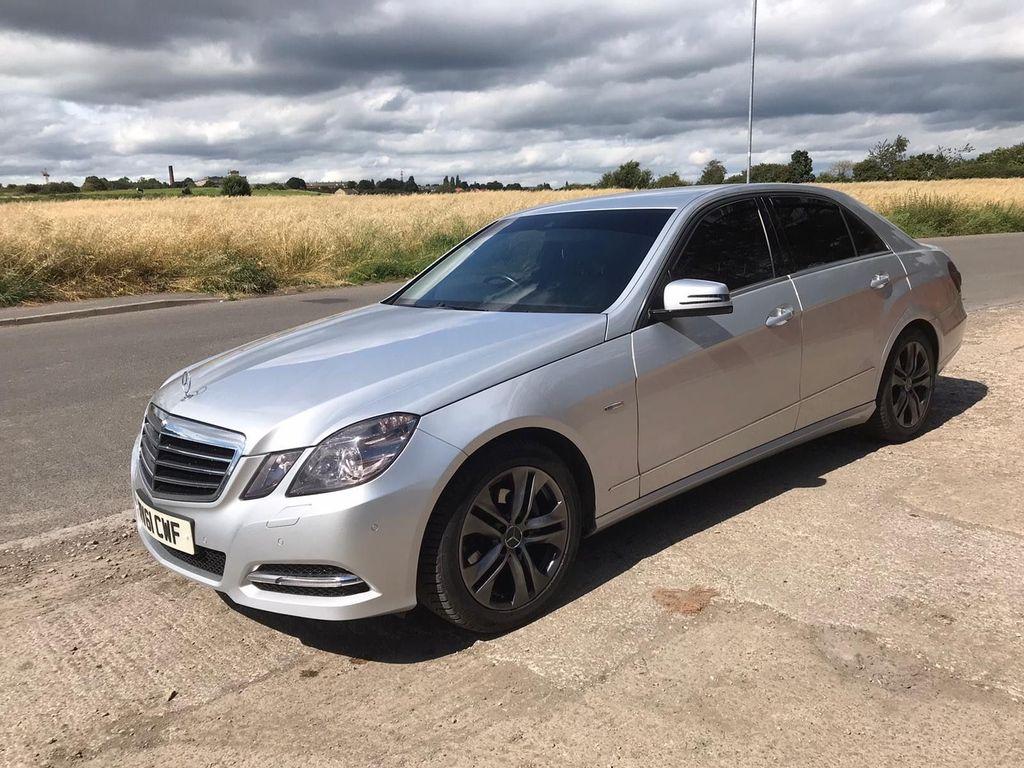 Mercedes-Benz E Class Saloon 2.1 E220 CDI BlueEFFICIENCY Edition 125 (s/s) 4dr