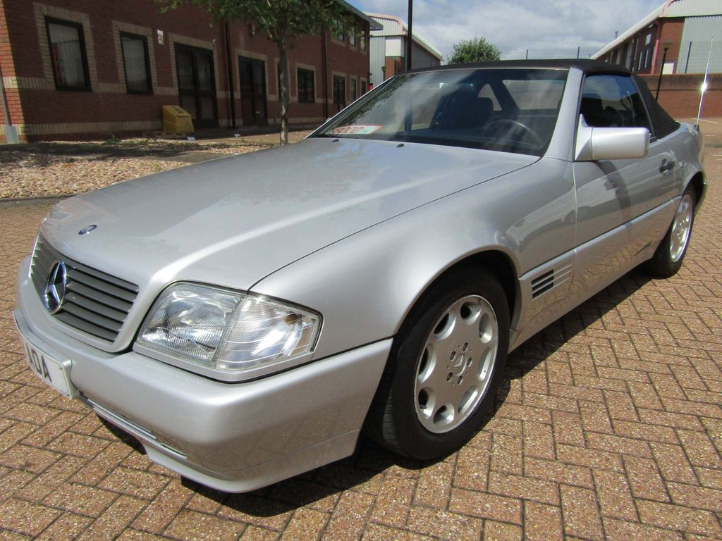 Mercedes-Benz 300 Unlisted SL 3.0 CONVERTIBLE AUTO 2DR R 129 SERIES