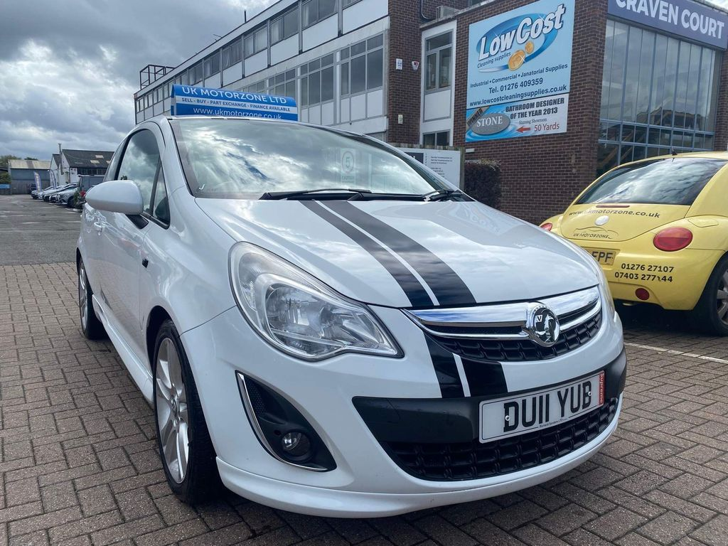 Vauxhall Corsa Hatchback 1.4 16V SXi 3dr