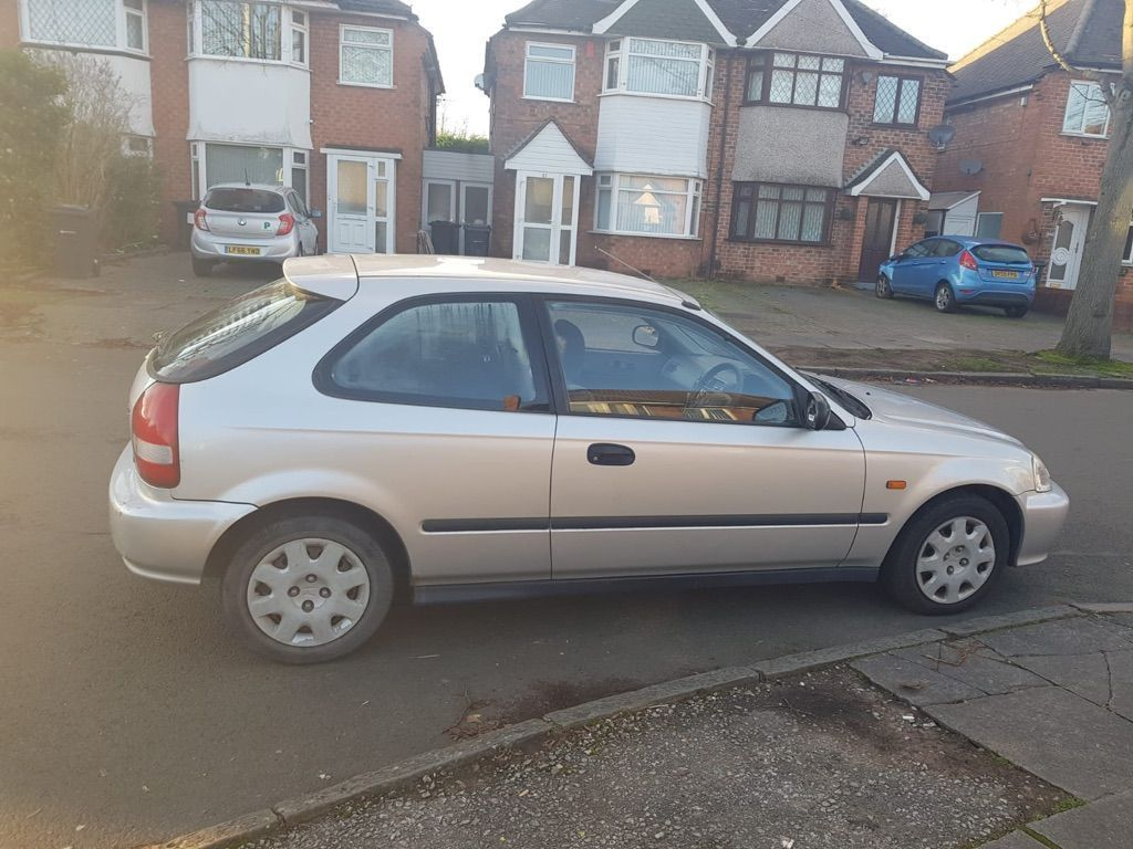 Honda Civic Hatchback 1.5 i LS 3dr (Sun Roof)