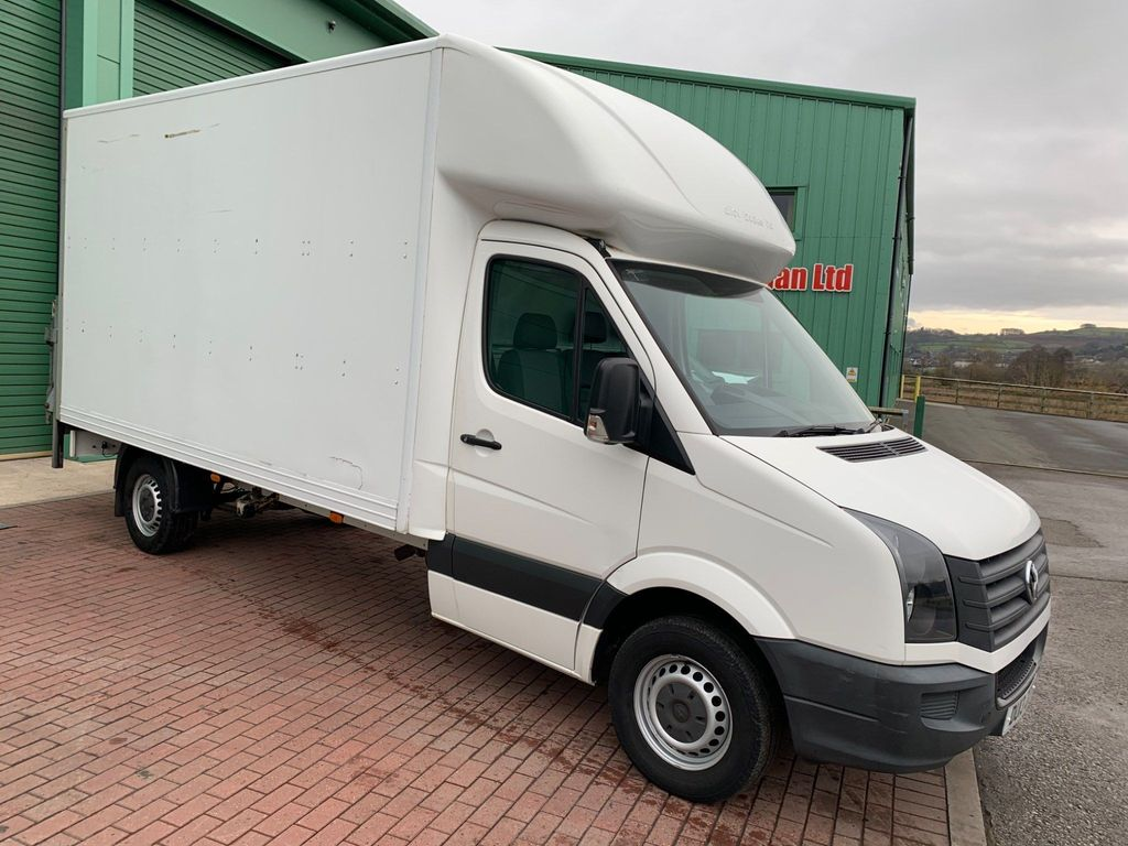 Volkswagen Crafter Chassis Cab 2.0 TDI CR35 Luton 2dr (LWB)