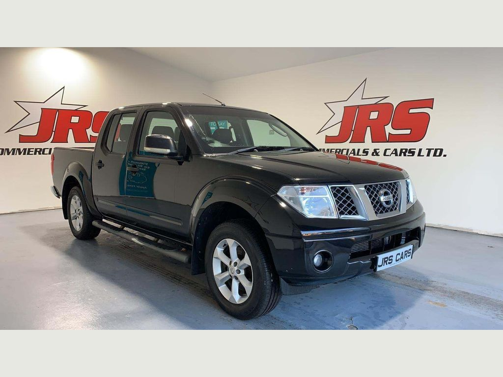 Nissan Navara Pickup 2.5 dCi Sport Double Cab Pickup 4dr