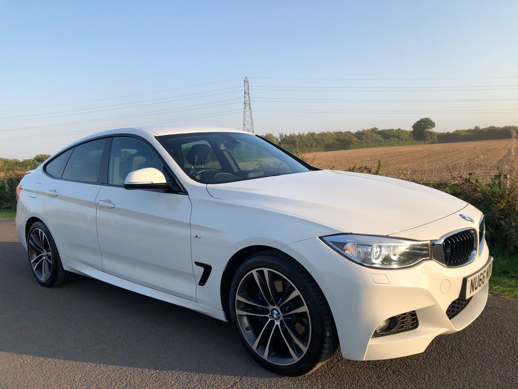 BMW 3 Series Gran Turismo Hatchback 2.0 320d M Sport GT xDrive (s/s) 5dr