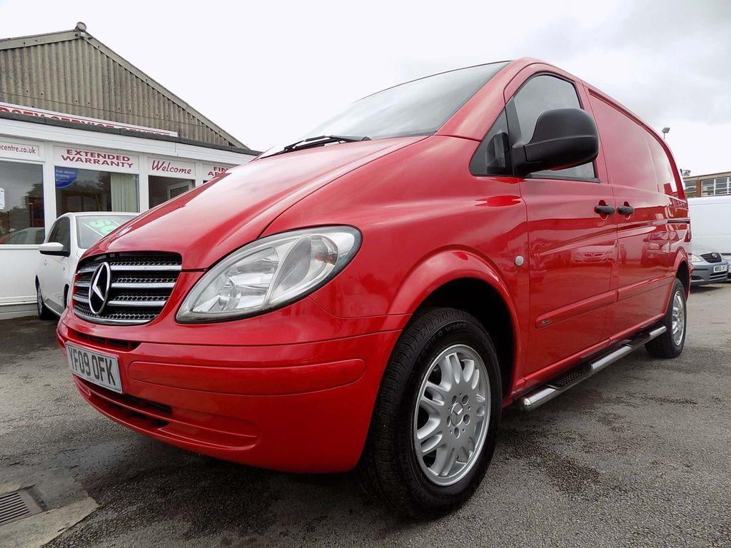 Mercedes-Benz Vito Panel Van 2.1 109CDI Compact Panel Van 5dr
