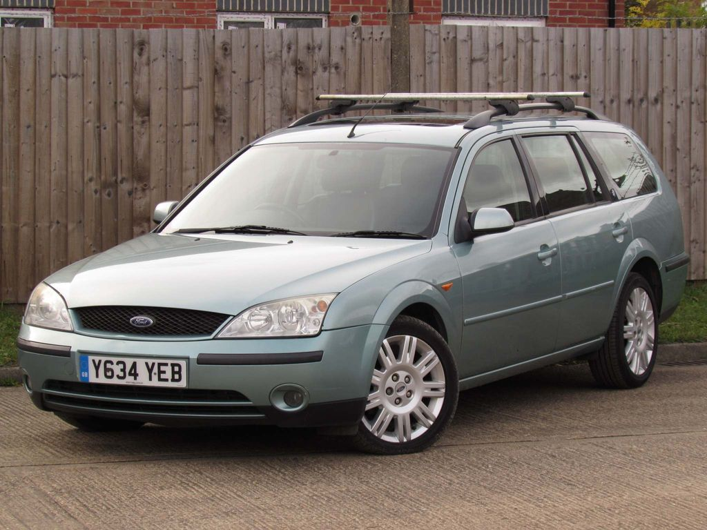 Ford Mondeo Estate 2.0 Ghia X 5dr
