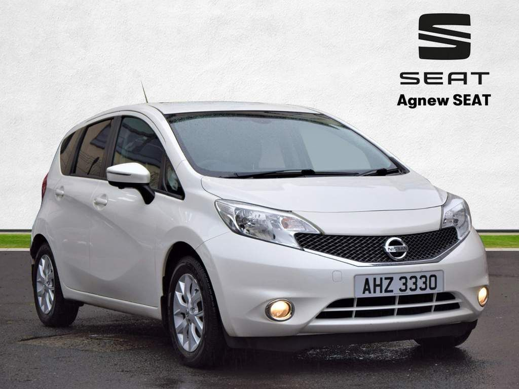 Nissan Note Hatchback 1.2 Acenta Premium (Safety & Style Pack) 5dr