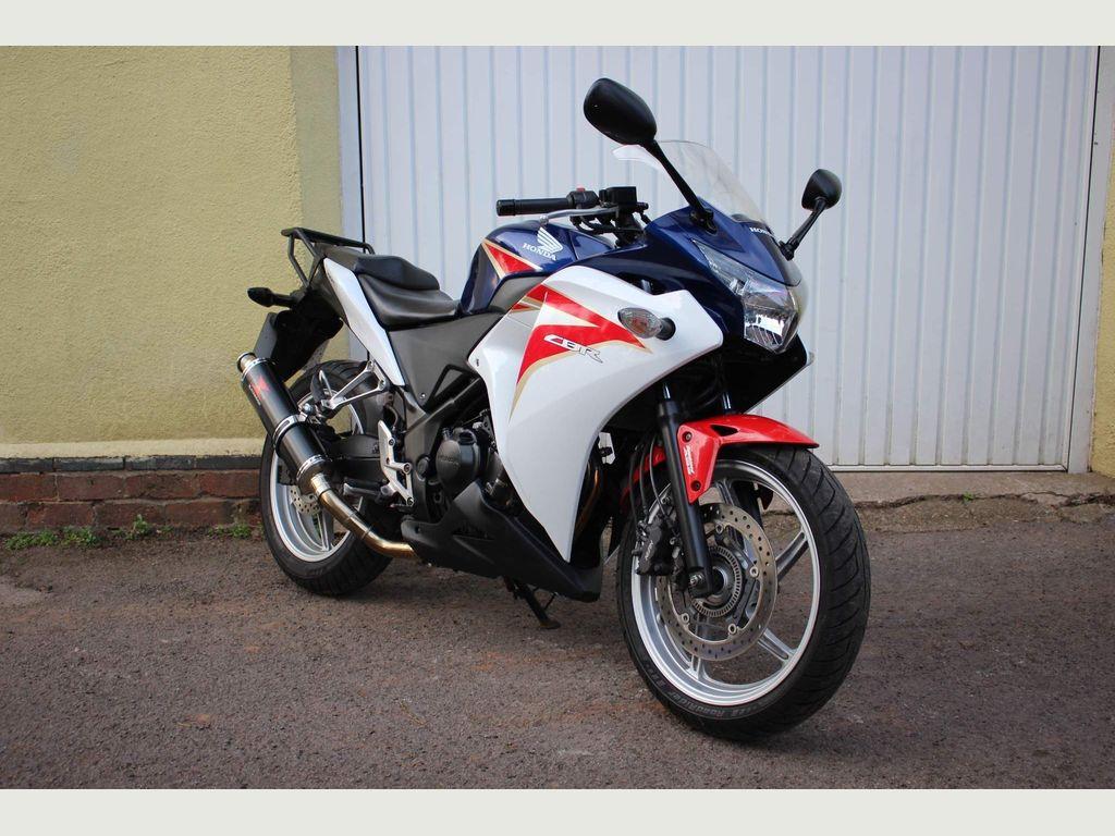 Honda CBR250 Sports Tourer 250 R