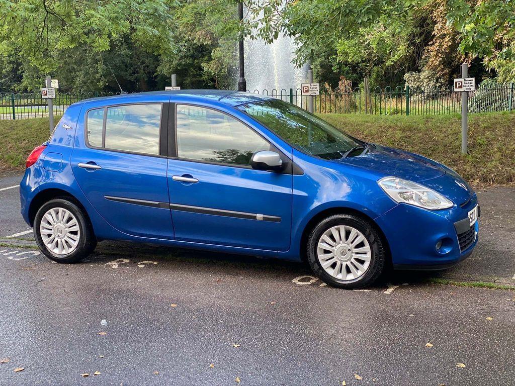 Renault Clio Hatchback 1.2 16v I-Music 5dr