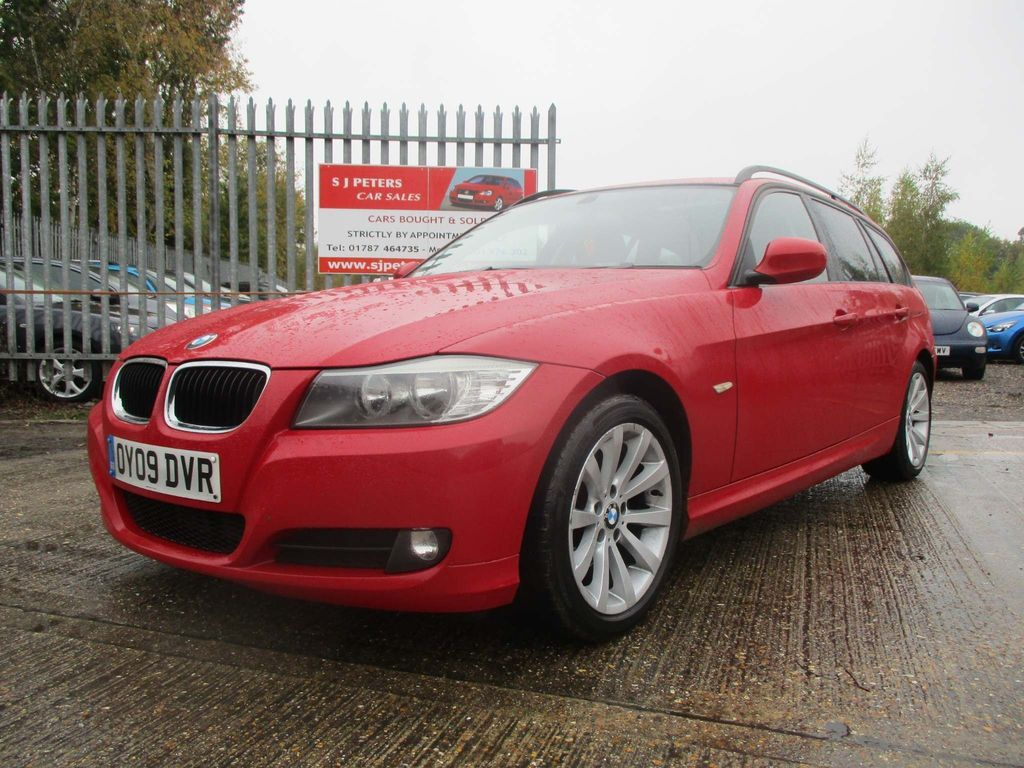BMW 3 SERIES Estate 2.0 320d SE Touring 5dr