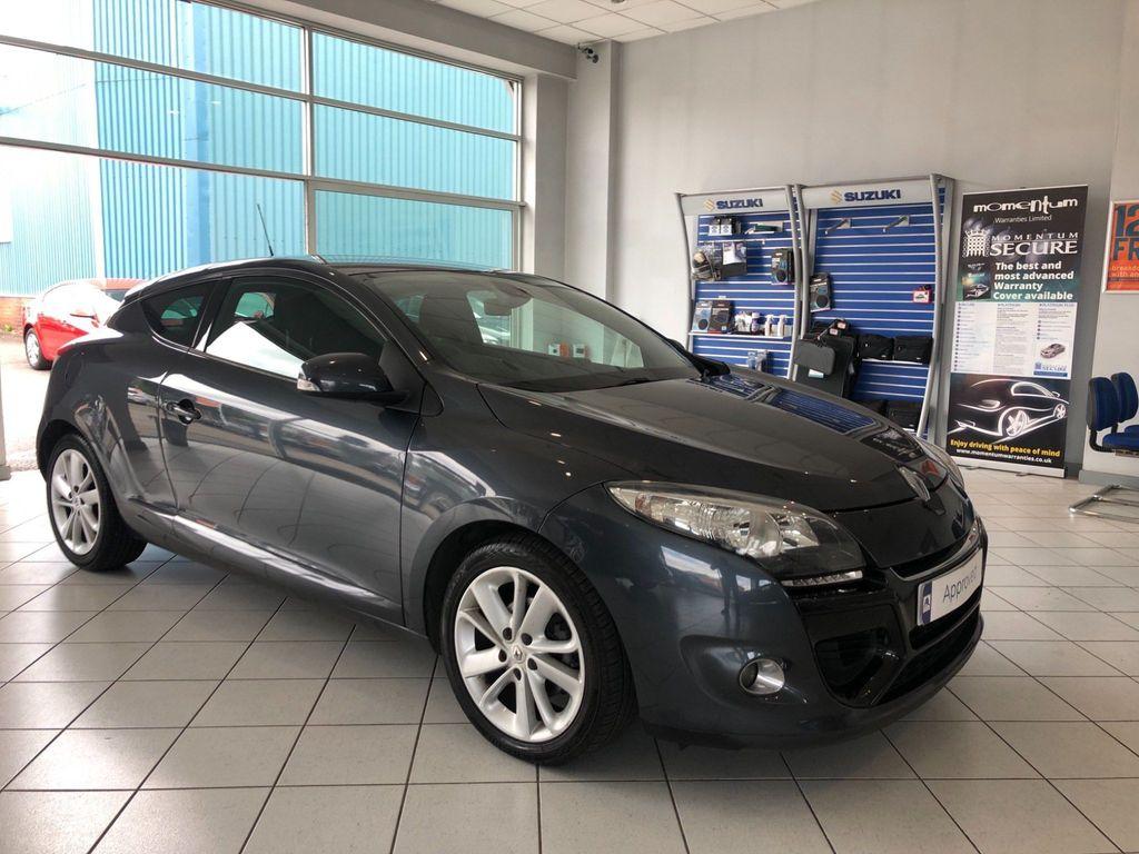 Renault Megane Coupe 1.6 dCi Dynamique TomTom (s/s) 3dr