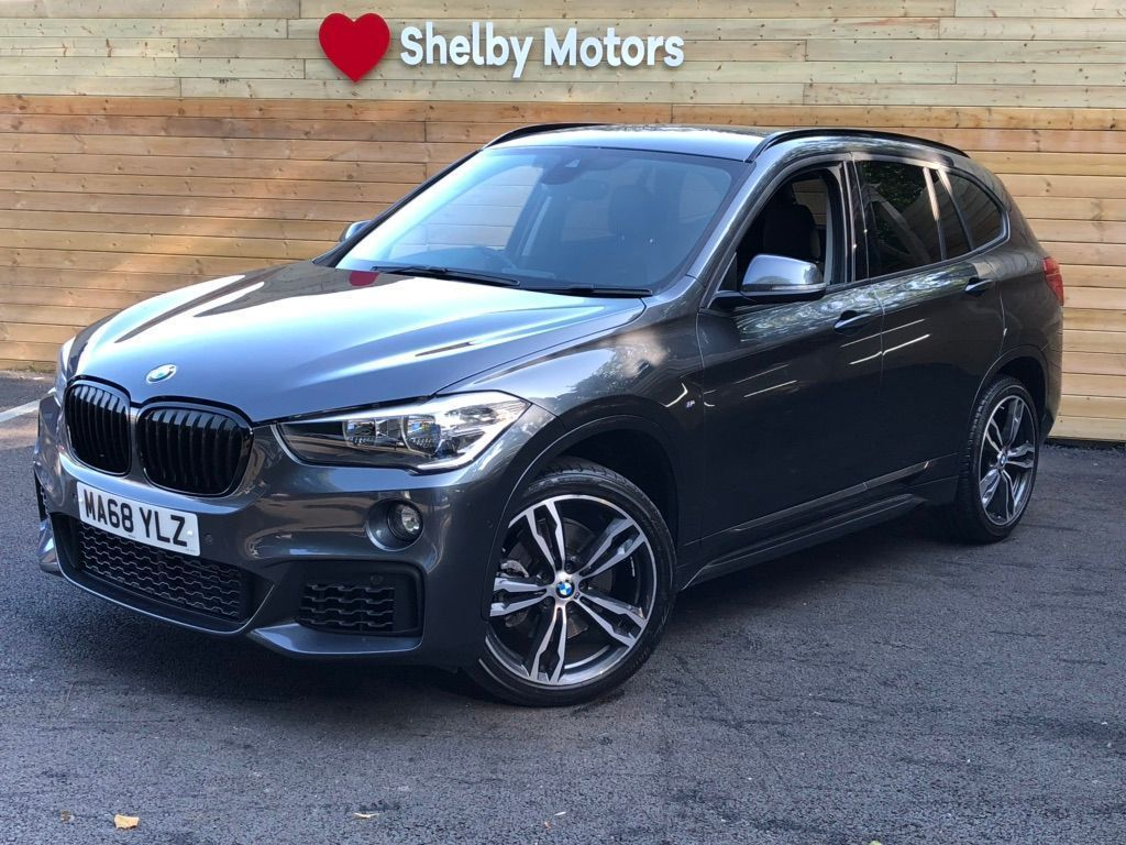 BMW X1 SUV 2.0 20i Sport DCT sDrive (s/s) 5dr