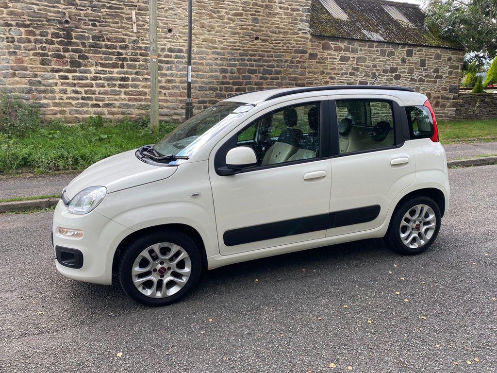 Fiat Panda Hatchback 1.2 8v Lounge 5dr (EU5)
