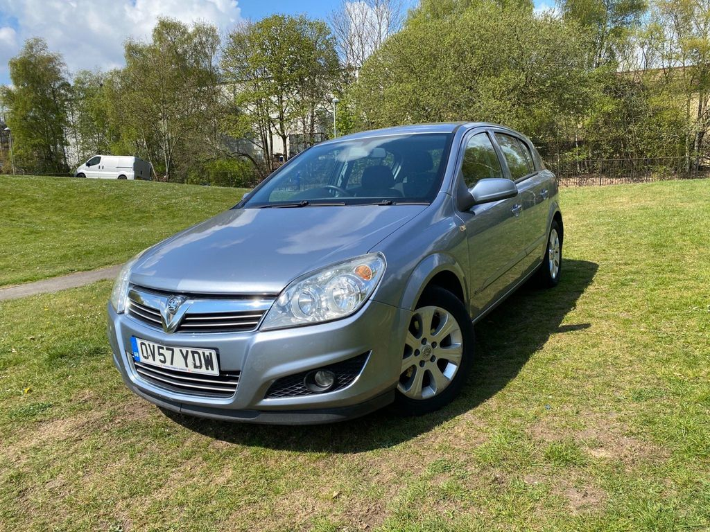 Vauxhall Astra Hatchback 1.7 CDTi 16v Breeze 5dr