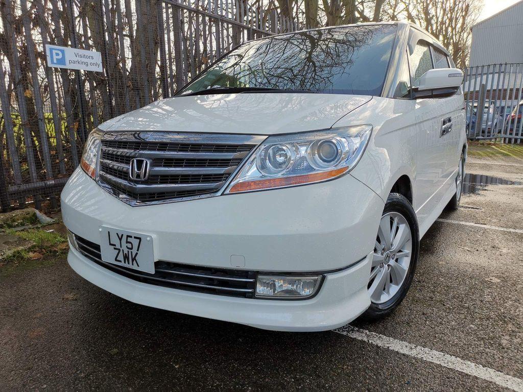 Honda Elysion MPV 2.4 PRESTIGE 8 SEATS TOP SPEC