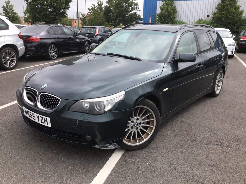 BMW 5 Series Estate 3.0 535d SE Touring 5dr