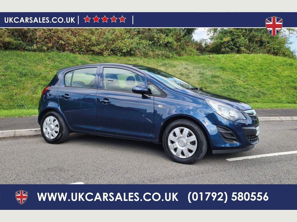 Vauxhall Corsa Hatchback 1.2 16V Exclusiv 5dr