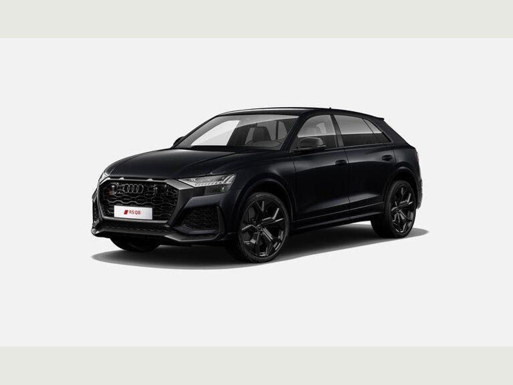 Audi RSQ8 SUV 4.0 TFSI V8 Carbon Black Tiptronic quattro (s/s) 5dr