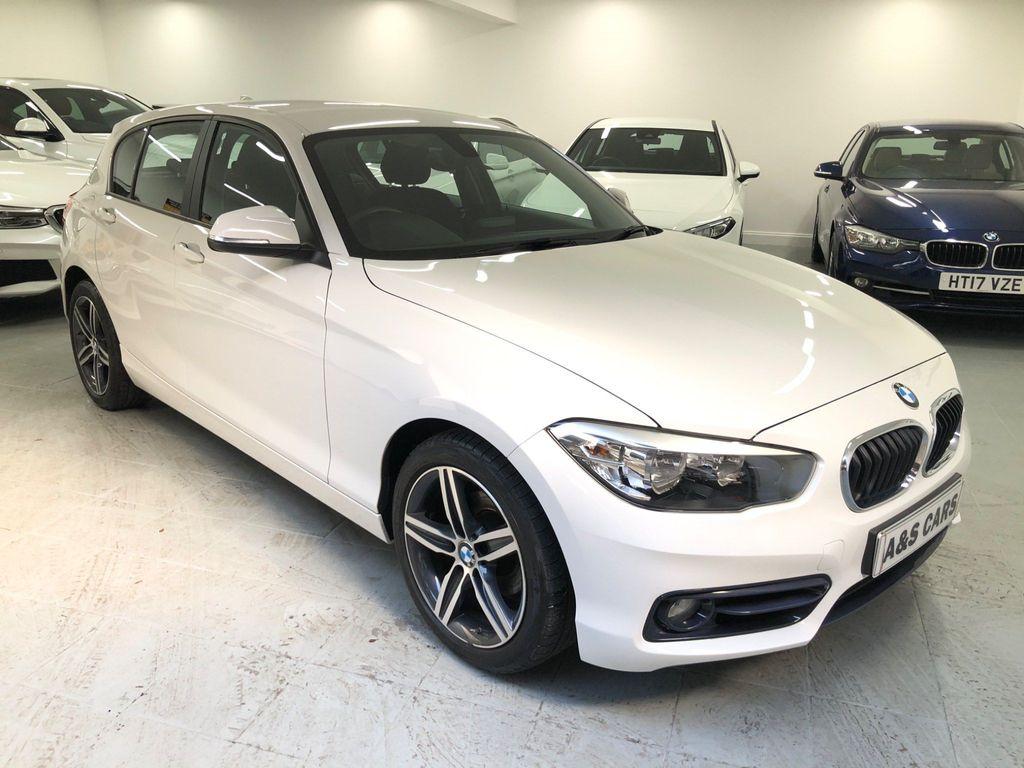 BMW 1 Series Hatchback 1.5 118i Sport Auto (s/s) 5dr