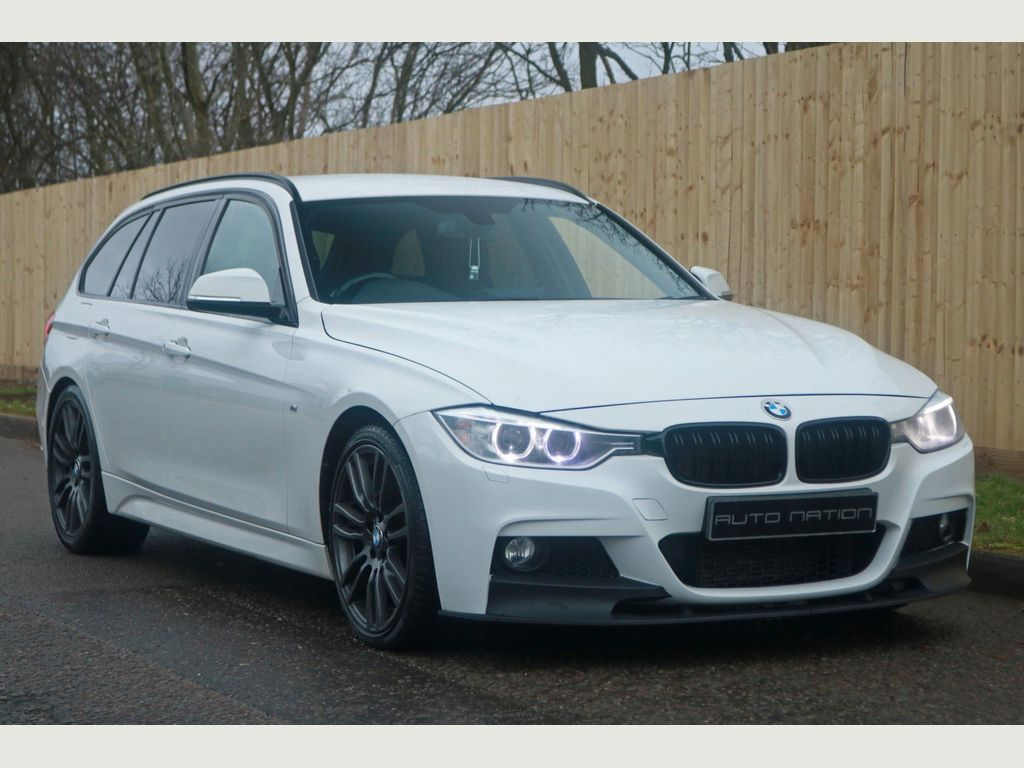 BMW 3 Series Estate 2.0 318d BluePerformance M Sport Touring (s/s) 5dr