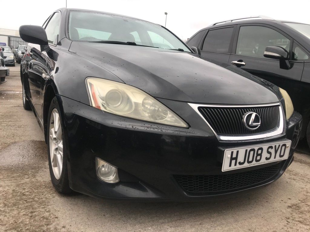 Lexus IS 250 Saloon 2.5 4dr