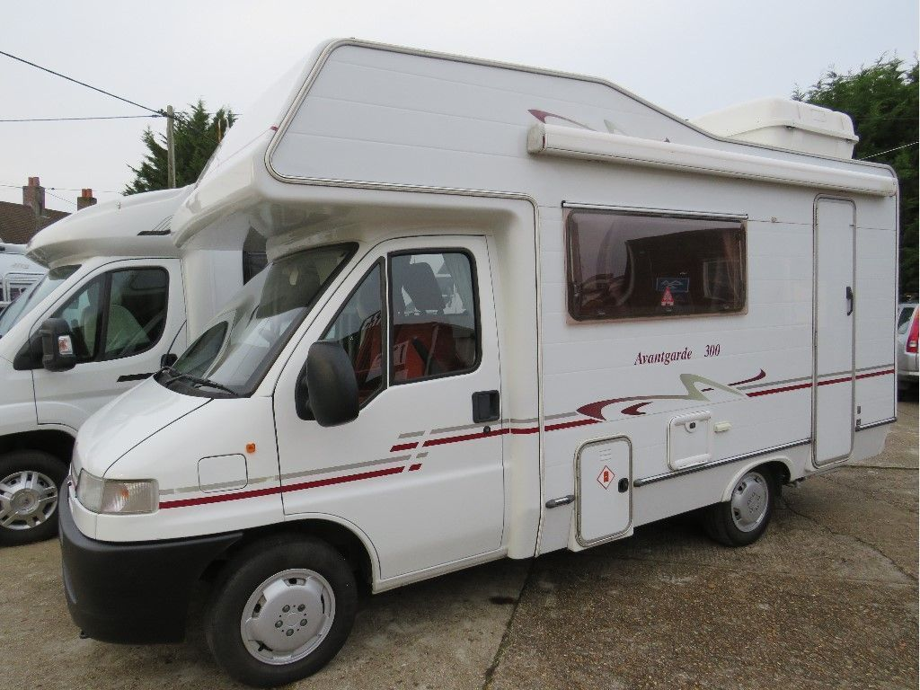 Compass Avantgarde Coach Built 300