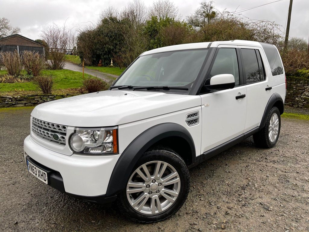 Land Rover Discovery Unlisted 3.0 SDV6 Commercial 255bhp