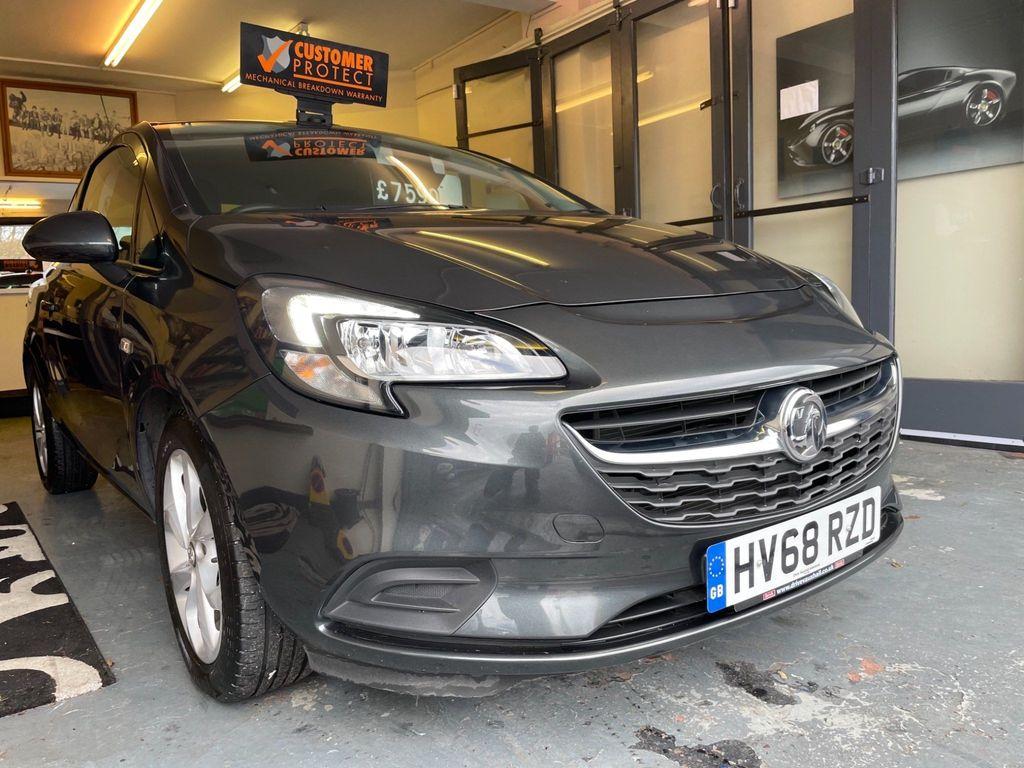 Vauxhall Corsa Hatchback 1.4i ecoTEC Sport 3dr