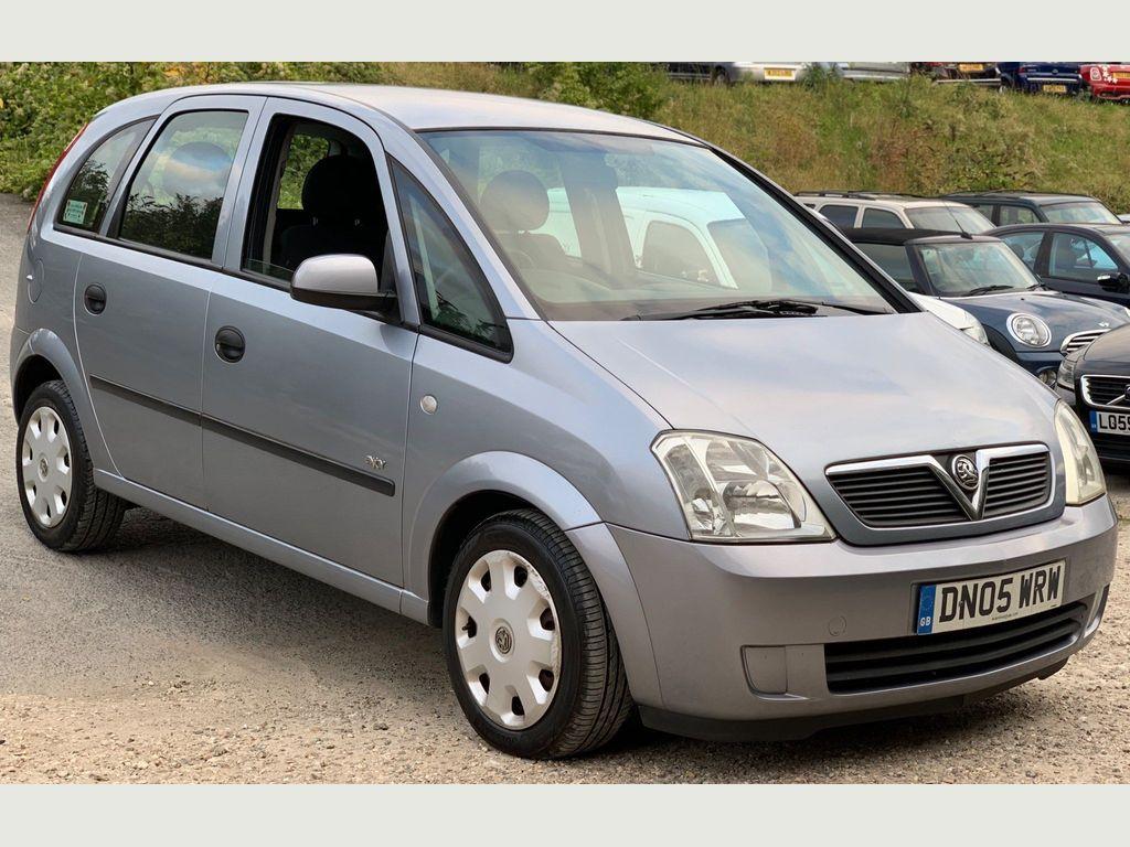Vauxhall Meriva MPV 1.6 i 16v Enjoy 5dr (a/c)