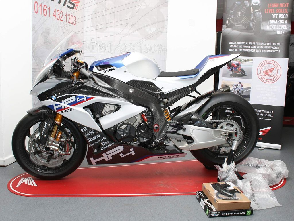 BMW HP4 Super Sports 1000 Race ABS