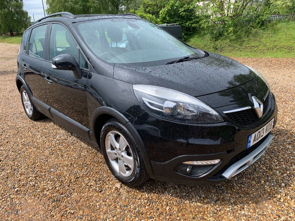 Renault Scenic Xmod MPV 1.5 dCi Dynamique TomTom (s/s) 5dr