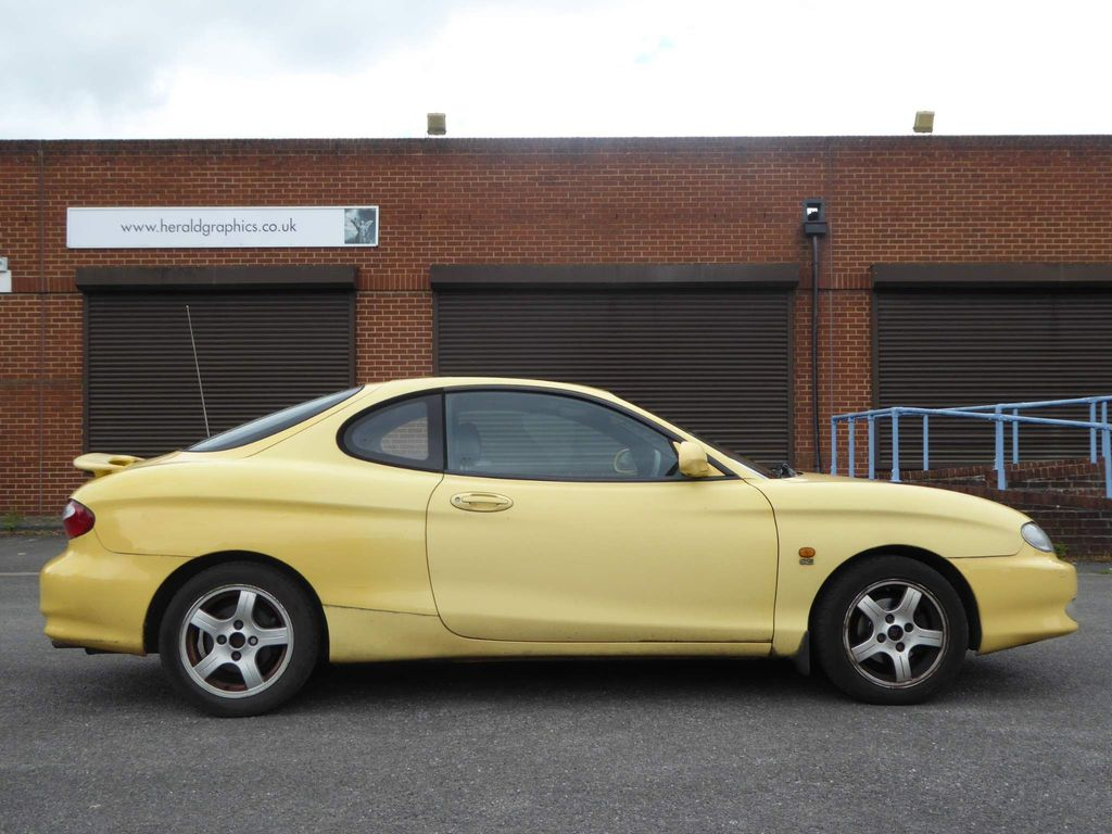 Hyundai Coupe Coupe 2.0 SE 3dr