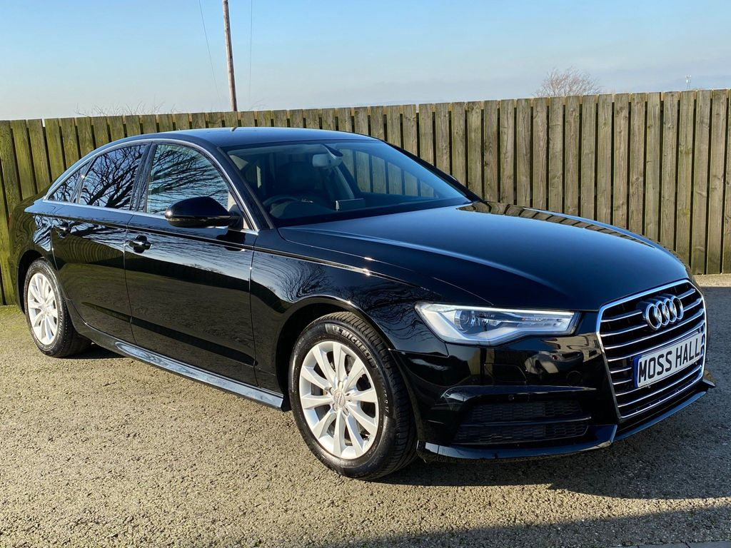 Audi A6 Saloon Saloon 1.8 TFSI SE Executive S Tronic (s/s) 4dr