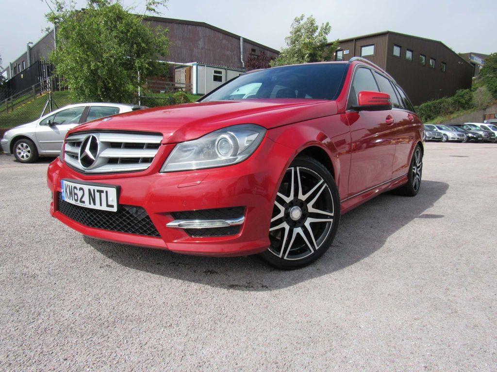 Mercedes-Benz C Class Estate 3.0 C350 CDI AMG Sport Plus 7G-Tronic Plus 5dr