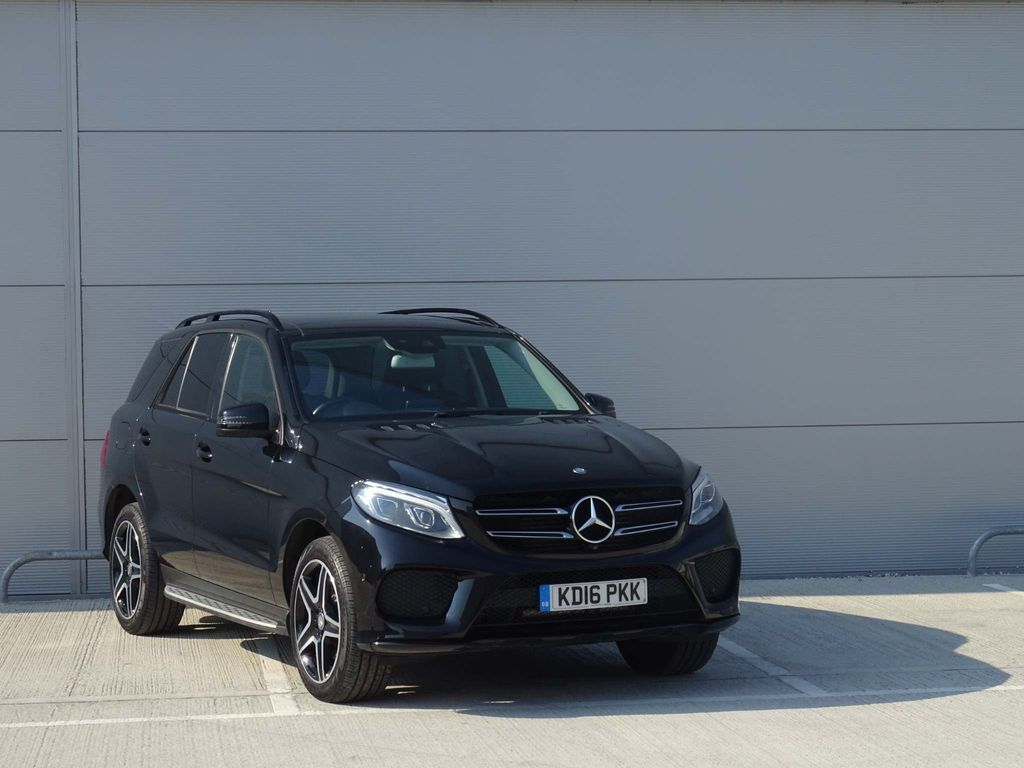 Mercedes-Benz GLE Class SUV 2.1 GLE250d AMG Line (Premium) G-Tronic 4MATIC (s/s) 5dr