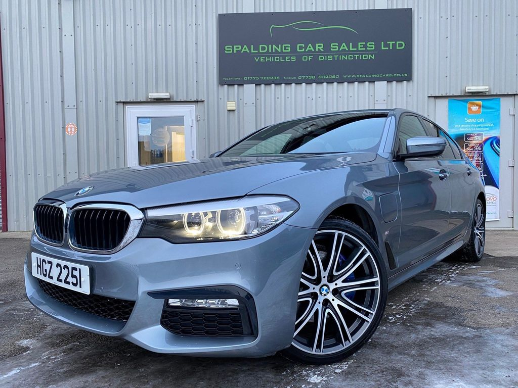 BMW 5 Series Saloon 2.0 530e 9.2kWh M Sport Auto (s/s) 4dr