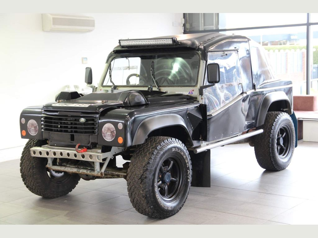 Land Rover Defender Unspecified Unlisted