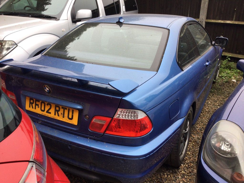 BMW 3 Series Coupe 3.0 330Ci 330 Clubsport 2dr
