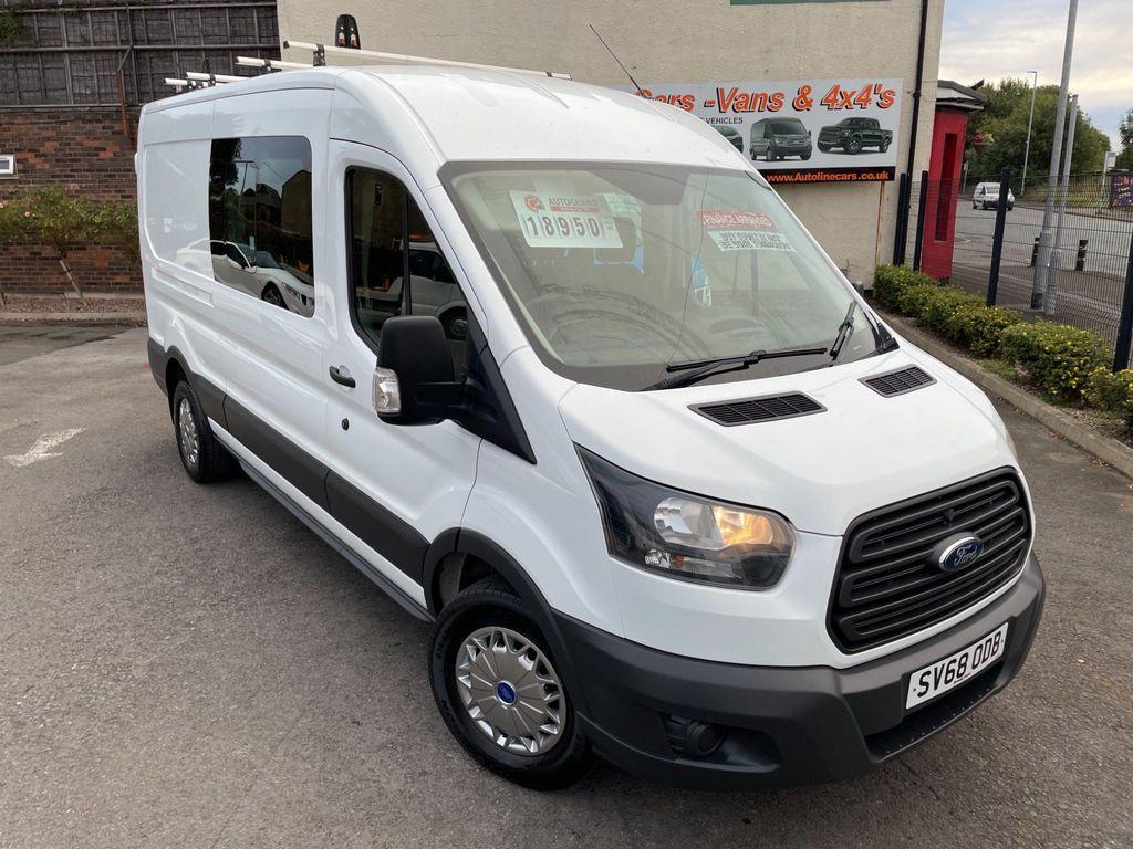 Ford Transit Combi Van 2.0 350 EcoBlue DCIV FWD L3 H2 EU6 6dr