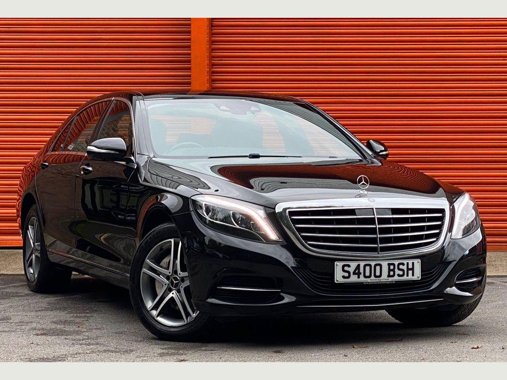 Mercedes-Benz S Class Saloon 3.5 S400L h SE Line (Executive) 7G-Tronic Plus 4dr