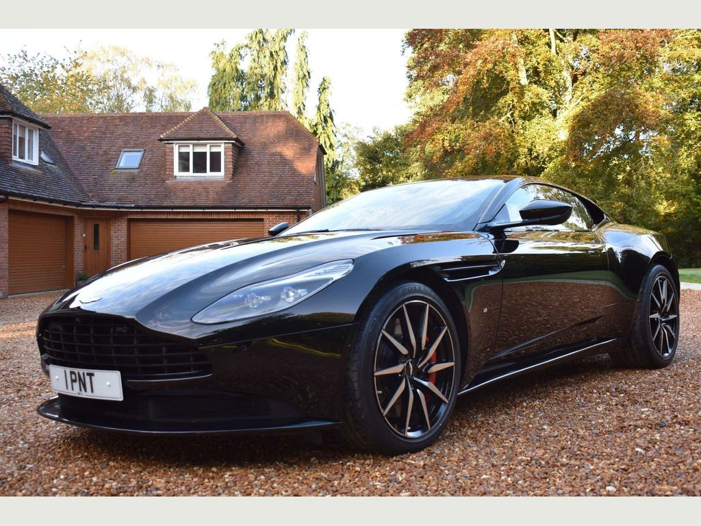 Used Aston Martin Db11 Coupe 5 2 V12 Auto S S 2dr In Romsey Hampshire Kingsmead Cars Limited